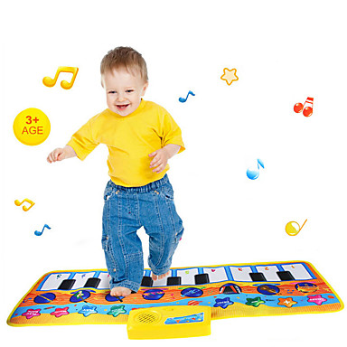 Musical Mat Multi Function Material Polycarbonate Unisex Gift