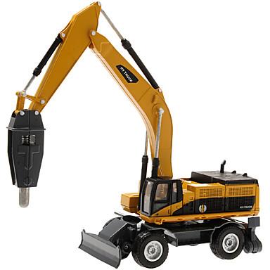 Stavební stroj Míchačka na beton Toy Trucks & Construction Vehicles Autíčka Model auta 01:50 Simulace Slitina Chlapecké Dětské Hračky