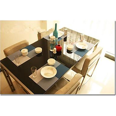 Party Päivittäin PVC Käytännölliset pikkulahjat Pikkulahjat - lasinaluset Kitchen Tools Ruoka ja juoma Family - 1pcs
