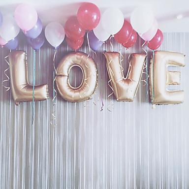 Casamento / Festa Material ecológico Decorações do casamento Tema Clássico Todas as Estações