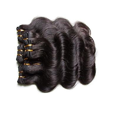6 Bundles Brazilian Hair Body Wave Human Hair Natural Color Hair Weaves Human Hair Weaves Human Hair Extensions