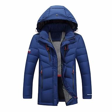Pánské Şişme Dağcı Montu Zahřívací Větruvzdorné Vrchní část oděvu pro Snowboard Sněhové sporty Podzim M L XL XXL XXXL