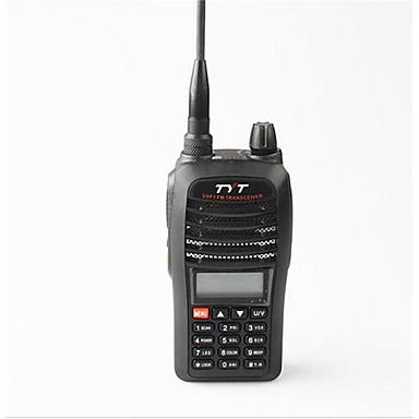 Tragbar Dual - Band CTCSS/CDCSS LCD FM-Radio 3 km -5km TYT 3 km -5km 128 1500.0 5 TH-UVF1 Walkie Talkie Zweiwegradio