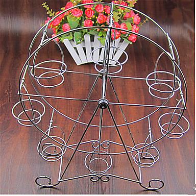Decoração de Casamento Original Aluminum Alloy / Mistura de Material Decorações do casamento Casamento / Festa / Aniversário Tema Clássico Todas as Estações