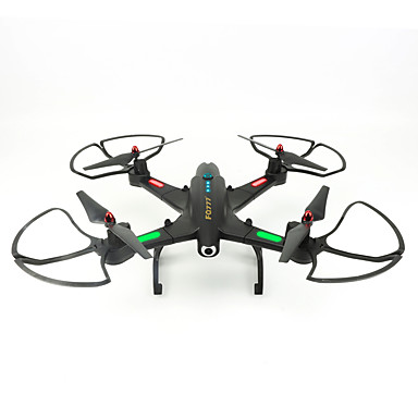 RC Drone FQ777 FQ02W 4 Channel 6 Axis 2.4G With HD Camera 0.5MP 640P*480P RC Quadcopter One Key To Auto-Return / Headless Mode RC Quadcopter / Remote Controller / Transmmitter / 1 Holder