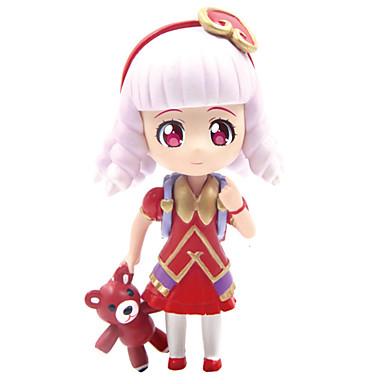 Anime Action-Figuren Inspiriert von Cosplay Annie PVC 10cm CM Modell Spielzeug Puppe Spielzeug Unisex