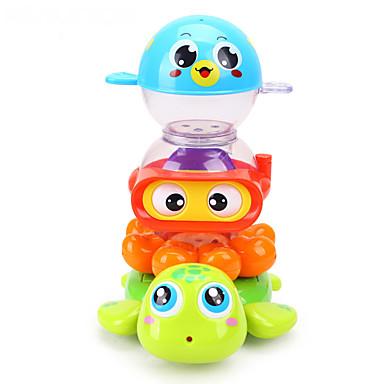 HUILE TOYS Brinquedo de Banho Brinquedo de Água Brinquedos Plásticos Crianças Peças