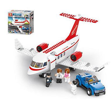 ENLIGHTEN Blocos de Construir Brinquedos de Montar pçs Aeronave Crianças Para Meninos Brinquedos Dom