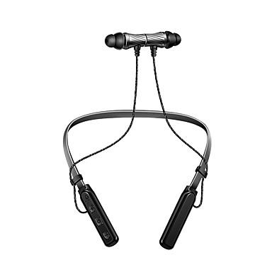 soyto BT-KDK05 Sem Fio Fones Plástico Esporte e Fitness Fone de ouvido Atração de ímã / Com controle de volume / Com Microfone Fone de