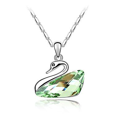 Dámské Náhrdelníky s přívěšky Šperky Šperky Křišťál Slitina Euramerican Módní Šperky Pro Svatební Párty