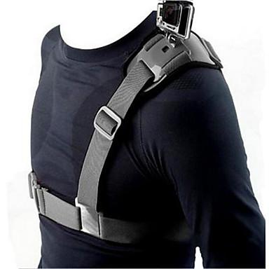 Brustgurt Chesty  / Brust Gurt Zubehör Multi-Funktion Gute Qualität Praktisch Zum Action Kamera Sport DV Segeltuch