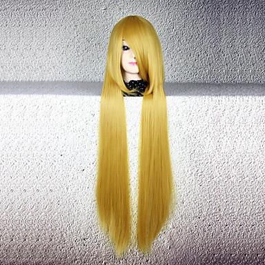 Cosplay Wigs Cosplay Cosplay Anime Cosplay Wigs 32 inch Heat Resistant Fiber Men's Women's Halloween Wigs