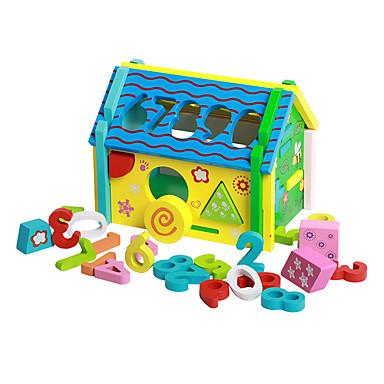baratos Brinquedos de Montar-Modelos de exibição Blocos de Construir Acessório para Casa de Boneca compatível Legoing Diversão Clássico Unisexo Brinquedos Dom