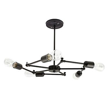 Venkovský styl návrháři Vestavná montáž Tlumené světlo Pro 110-120V 220-240V Žárovka není zahrnuta v ceně.