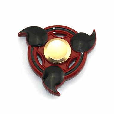 Spinners de mão / Mão Spinner Por matar o tempo / O stress e ansiedade alívio / Brinquedo foco Metalic Ninja Peças Para Meninos / Para Meninas Adulto Dom