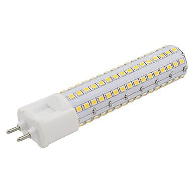 abordables Ampoules électriques-1pc 11w g12 led bulbe de maïs 144 leds 2835 bombes ac 110v - 220v 85-265v économie d'énergie lumière blanc froid chaud blanc chaud