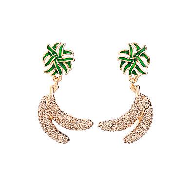 Dámské Náušnice Set Přizpůsobeno Euramerican minimalistický styl Šperky Pro Svatební Večírek