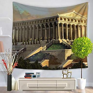 Wand-Dekor 100% Polyester Künstlerisch Mit Mustern Wandkunst,1