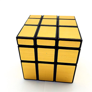 Rubik's Cube Feng Mirror Cube 3*3*3 Smooth Speed Cube Magic Cube Puzzle Cube Gift Unisex