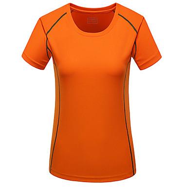 Homens Camiseta de Corrida Manga Curta Secagem Rápida para Ioga Ciclismo de Estrada Exercício e Atividade Física Corrida M L XL