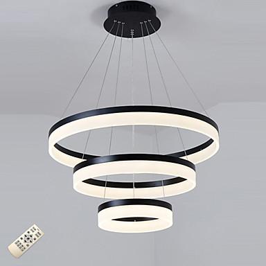 Modern/Zeitgenössisch Abblendbar LED Dimmbar mit Fernbedienung Unterputz Moonlight Für Wohnzimmer Schlafzimmer Esszimmer