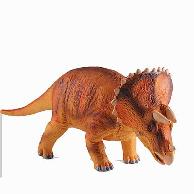 Drachen & Dinosaurier Dinosaurierfiguren Jurassischer Dinosaurier Triceratops Tyrannosaurus Rex Kunststoff Kinder Geschenk