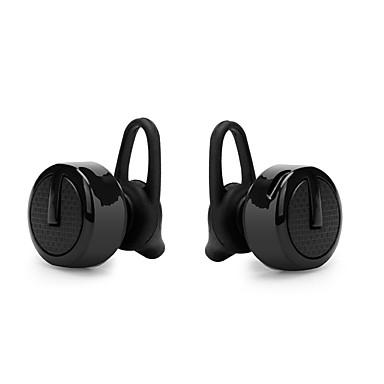 Cwxuan لاسلكي Headphones بلاستيك الهاتف المحمول سماعة عزل الضوضاء / مع ميكريفون / مع التحكم في مستوى الصوت سماعة