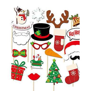 Christmas / Special Occasion Material / Hard Card Paper Wedding Decorations Holiday Spring, Fall, Winter, Summer