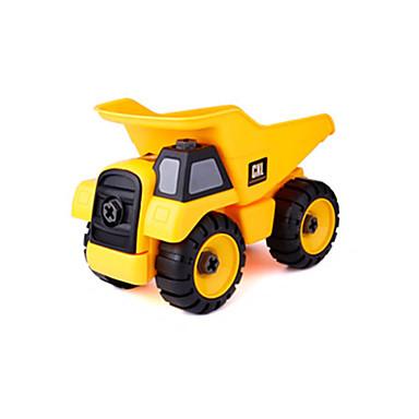 Veiculo de Construção Caminhão basculante Caminhões & Veículos de Construção Civil Carros de Brinquedo Plástico Unisexo Crianças