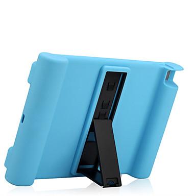 Etui Käyttötarkoitus Apple iPad Air 2 Iskunkestävä Tuella Suojakuori Yhtenäinen Pehmeä Silikoni varten iPad Air 2 Apple