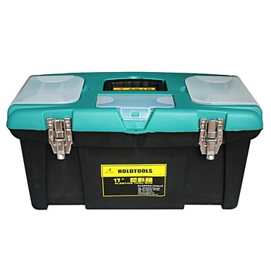 Hongyuan / halten 17 High-End-Metall-Wölbung Kunststoff-Toolbox / 1
