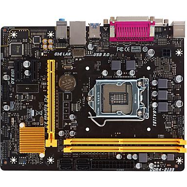 BIOSTAR H110 MDS2 PRO D4 Hauptplatine Intel H110 INTEL LGA 1151