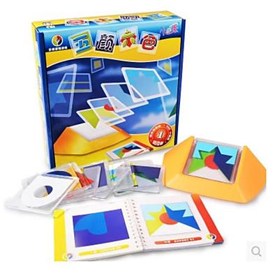 Pro šikovné ručičky Hračky Hračky Obdélníkový Plastický Pieces Unisex Dárek