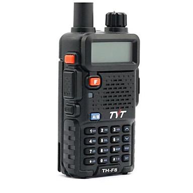TYT TH-F8 واكي تاكي حاملة اليد LCD / راديو FM اسلكية تخاطب راديو إرسال واستقبال