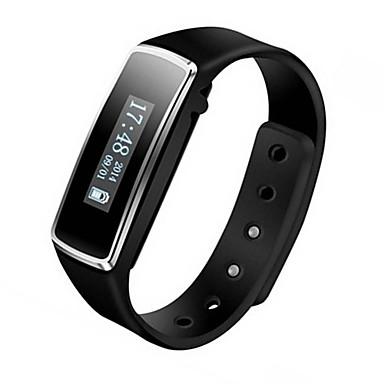 Polsbanden Slimme armband Activiteitentracker Stappentellers Draagbaar Slaaptracker Multifunctioneel Bluetooth 4.0 iOS Android