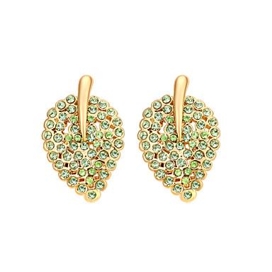 Dámské Náušnice Šperky Módní Přizpůsobeno Euramerican bižuterie Štras Slitina Šperky Šperky Pro Svatební Párty