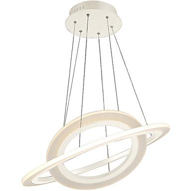 OYLYW Lámparas Colgantes Luz Ambiente - Mini Estilo, LED, 90-240V, Blanco Cálido / Blanco, Bombilla incluida / 15-20㎡ / LED Integrado