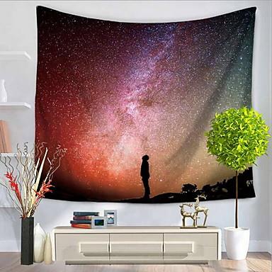 Wand-Dekor 100% Polyester Mit Mustern Wandkunst,Wandteppiche von 1