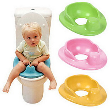 Děti Snadné používání Nastavitelné Polyuretanová kůže Záchod Děti Dámy a pánové Bath Caddies