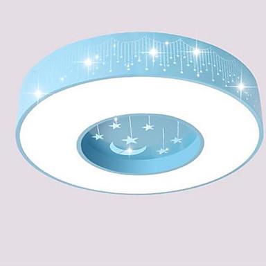 Montagem do Fluxo Luz Ambiente - LED, Moderno / Contemporâneo, 110-120V 220-240V, Branco, Lâmpada Incluída