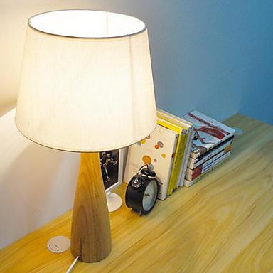 Modern/Zeitgenössisch Augenschutz Tischleuchte Für Holz/Bambus 220-240V