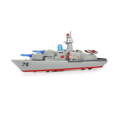 Brinquedos de Montar Porta-Aviões Barco de Guerra Porta-Aviões Navio Simulação Unisexo