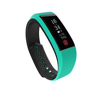 Pulseira inteligente Tela de toque / Monitor de Batimento Cardíaco / Impermeável / Carregamento Sem Fios / Calorias Queimadas /