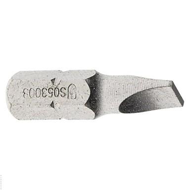 Ocelový štít 5 ks 6.3 mm série 25 mm dlouhá spirála s hlavou 5.5 mm / 1 pouzdro