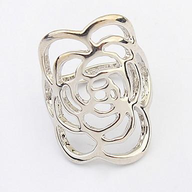 Pánské Dámské Prsten Šperky Přizpůsobeno Květinový Jedinečný design Logo Klasické Vintage Cikánské Základní Bristké Spojené státy Afrika
