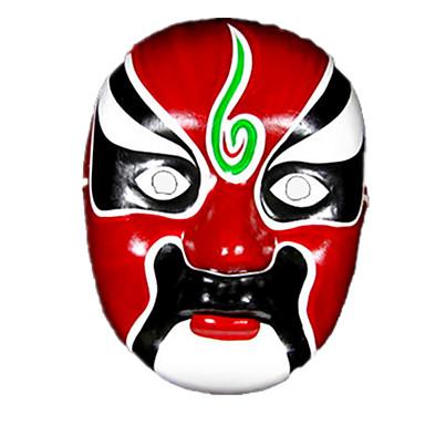 Halloweenské masky Ručně malovaná maska Hračky Ostatní Other Jídlo a nápoje Pieces Unisex Dárek