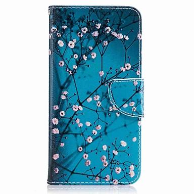 Capinha Para Huawei Honor V8 / Huawei Honor 5C / Huawei Carteira / Porta-Cartão / Com Suporte Capa Proteção Completa Rígida para P10 Plus / P10 Lite / P10