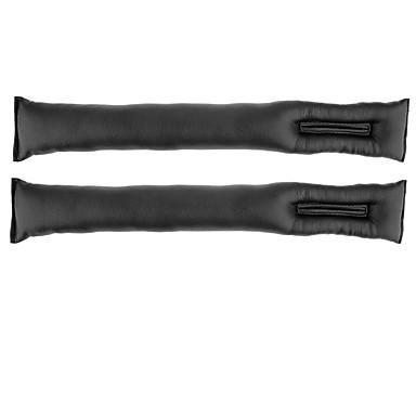 abordables Accessoires Intérieur de Voiture-Boucle de ceinture de sécurité ceinture de sécurité Noir Similicuir Fonctionnel