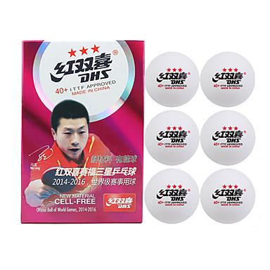 1 Stücke 3 Sterne 4 Ping Pang/Tischtennisball