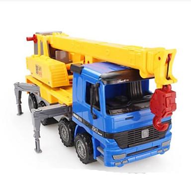 Carros de Brinquedo Brinquedos Veiculo de Construção Guindaste Brinquedos Extra Grande Rectângular Ferro Peças Unisexo Para Meninos Dom